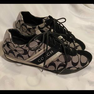 COACH Jayme Signature C Sneakers Shoes 9